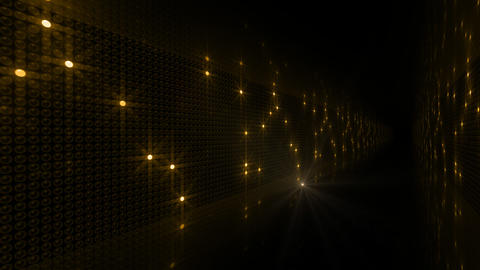LED Back 2 PBmC3 HD Stock Video Footage