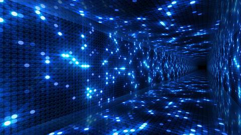 LED Back 2 PBmC5 HD Stock Video Footage