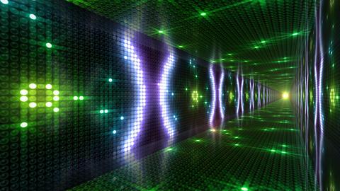 LED Back 2 PBmC7 HD Animation