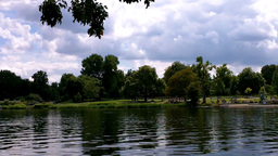 Hyde Park London 04 Stock Video Footage