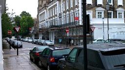 London Street 01 Footage
