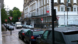 London Street 01 Stock Video Footage