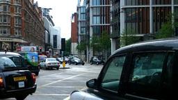 London Street 05 Footage