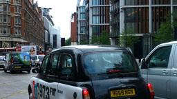 London Street 05 Stock Video Footage