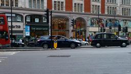 London Street 07 Stock Video Footage