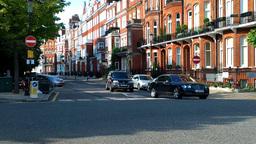 London Street 10 Stock Video Footage