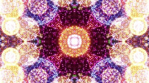 Fireworks Kaleidoscope En 2s 4k Animation