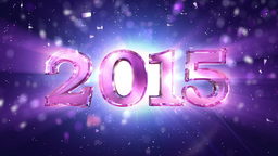 New Year 2015 Countdown Animation Animation