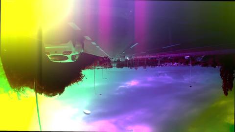 Drive on LSD Footage