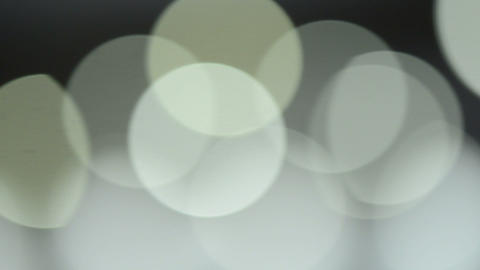 Blurred Lights stock footage