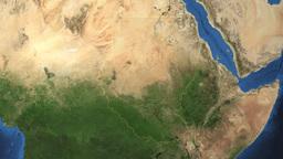 SUDAN before 2011. Zoom in on SUDAN Animation