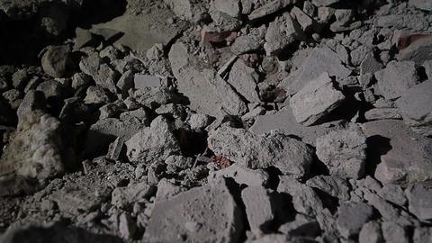 Gray Stones 2 stock footage