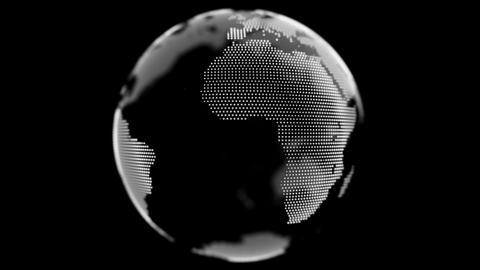 Earth 001 Animation