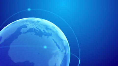Earth 002 Animation