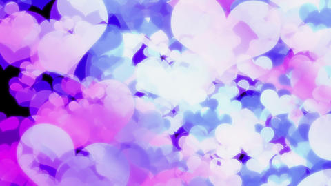 Heart 3 3840 1 stock footage