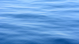 Smooth Ocean Surface stock footage