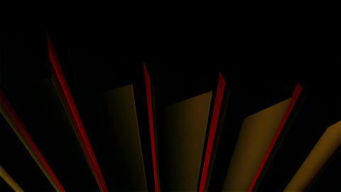 yellow stick edge Animation