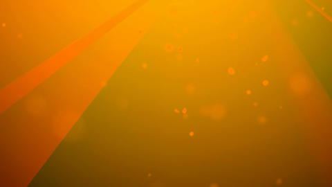 orange lights foggy Animation
