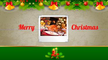 Merry Chirstmas After Effects Template
