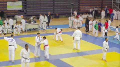 Judo 01 Live Action