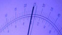 Dial Meter stock footage