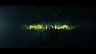 EPIC STORY After Effects Template