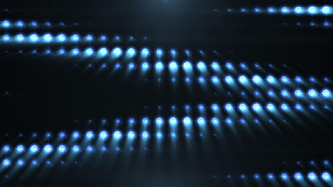 Blue Lights 8 X Looping Patterns 1