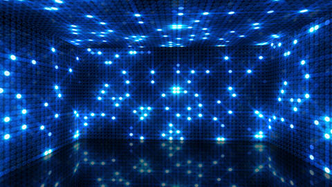 LED Back 2 RArC2 HD Stock Video Footage