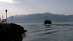 Lake Geneva Lac Leman 08 Footage