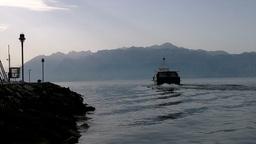 Lake Geneva Lac Leman 08 Footage