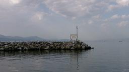 Lake Geneva Lac Leman 10 Stock Video Footage
