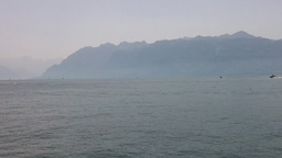 Lake Geneva Lac Leman 14 Footage