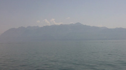 Lake Geneva Lac Leman 20 Footage