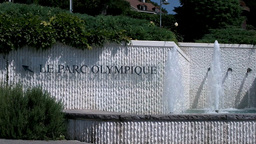 Lausanne Olympic Museum Switzerland 02 Footage