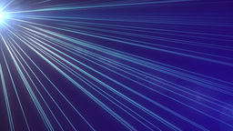 Motion violet blue loop background with sunbeams Stock Video Footage