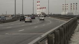 city traffic Stock Video Footage