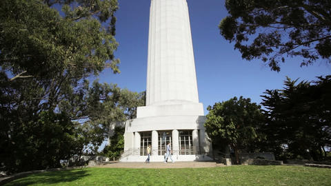 Coit Tower Stock Video Footage