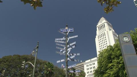 Sister Cities LA Footage