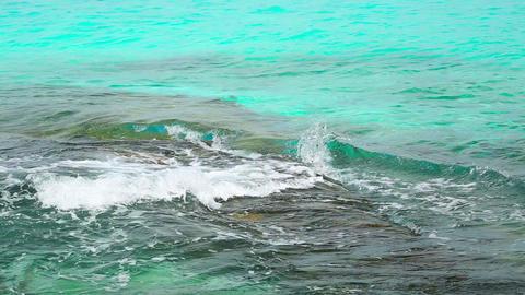 Ocean shore Footage