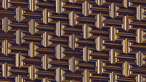 Retro Pattern 014 Animation