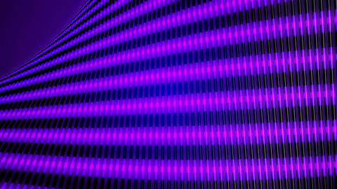 strips purple lines Animation