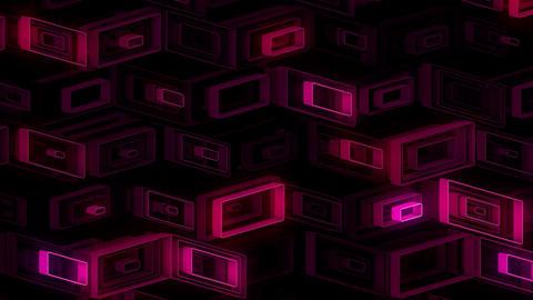 Neon Pattern 001 B Alternate Strength SC Animation
