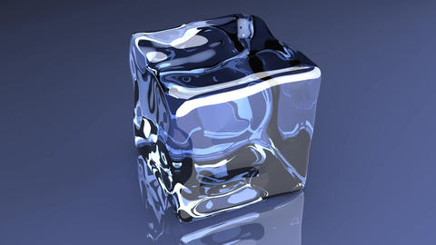 Ice Cube Animation