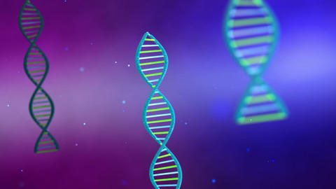 dna full hd Stock Video Footage