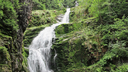 Kamienczyk Waterfall 4 Live Action