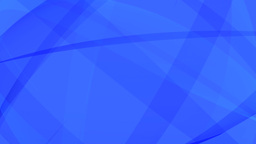 Elegant Waving Canvas - 1 - Blue - Loop Animation