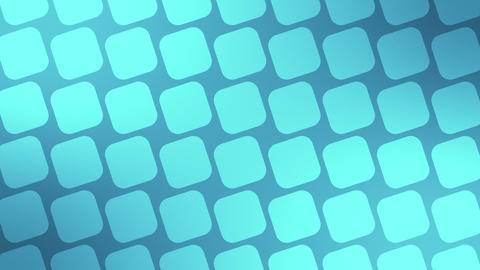 Moving Simple Grid - Abstract Background - blue CG動画素材