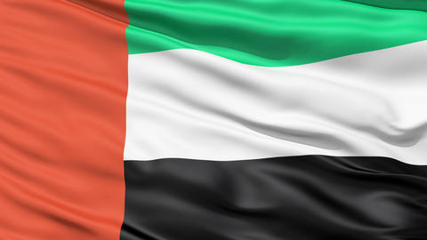Arab flag Animation
