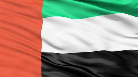 Arab flag Stock Video Footage