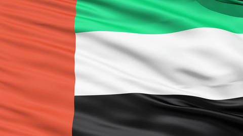 Arab flag Stock Video Footage